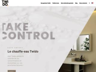 Détails : Chauffe eau électrique Twido