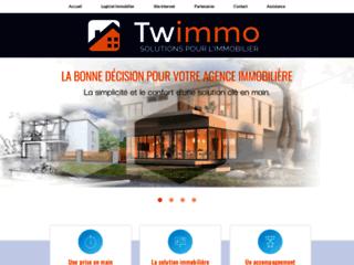 Détails : Création sites web agences immobilières