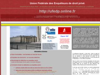 Détails : Information sur les Détectives privés