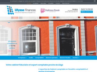 Ulysse Finances, cabinet d'expert comptable et fiduciaire en Belgique