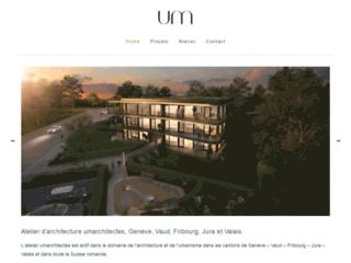 Détails : Atelier d'architectes Umarchitectes à Genève