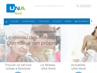 Détails : Fédération d'aide à domicile Una Nord-Pas-de-Calais
