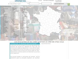 Vide greniers - brocantes - Bric à Brac - Marchés aux puces