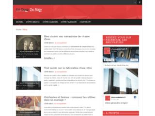 Le meilleur blog sur le bricolage