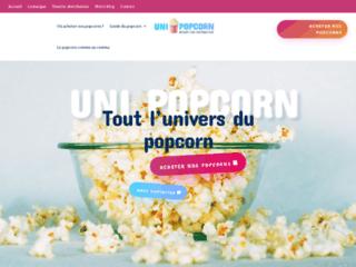 Votre site d'informations sur la marque emblématique de popcorn en France