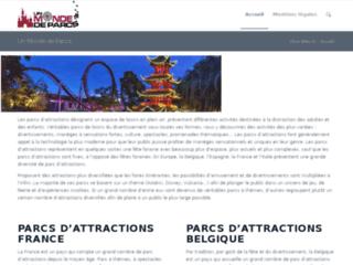 Découvrez les parcs d'attractions du monde