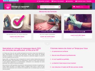 Détails : Femme de menage Paris, nettoyage à domicile.