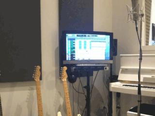 Détails : Studio d'enregistrement Up Line