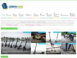 Urban Elec, votre guide de véhicules modernes