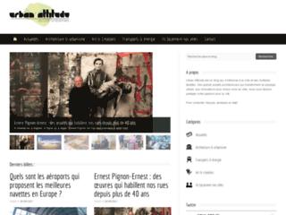 Le blog d'actualités urbaines