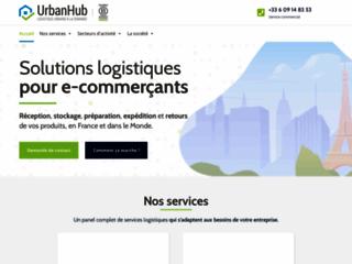 Prestations de logistique urbaine à Paris