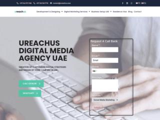UREACHUS, agence digitale pour la réalisation de vos projets web