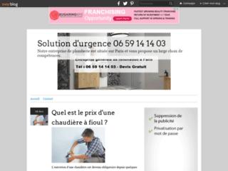 Trouver un bon plombier pas cher paris de débouchage canalisation Paris