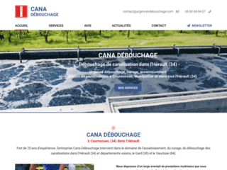 Cana Débouchage