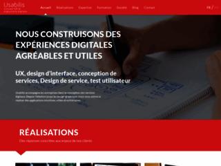Détails : Usabilis : formation en ergonomie des IHM