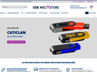Détails : Usb Megastore : Les clés usb publicitaires