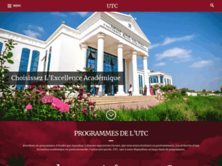 Détails : Université Tunisie Carthage UTC