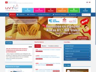 Détails : Tunisie formation à distance : UVT