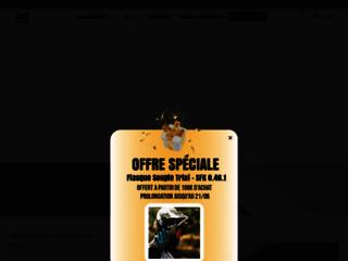 Détails : V8 - vente en ligne de bagagerie, équipements techniques