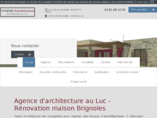 Cabinet d'architecture à Draguignan