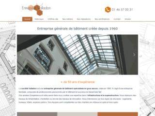 Valladon Btp : entreprise BTP gros oeuvre