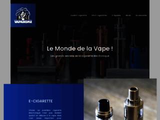 Détails : Cigarette electronique