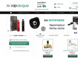 Détails : E-liquides premium
