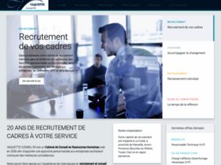 Détails : Cabinet de recrutement des cadres à Marseille et Paris : Vaquette Conseil RH