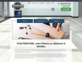 VCM PEINTURE, Peintre