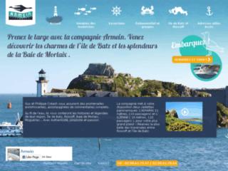 Armein excursions et traversées à l'Île de Batz