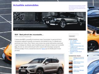Véhicule occasion : le blog auto moto