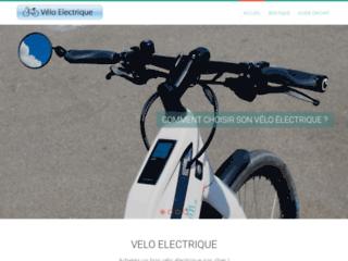 Avis VTT Electrique