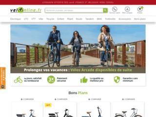 Détails : Le vélo électrique (à assistance électrique), c'est très pratique !