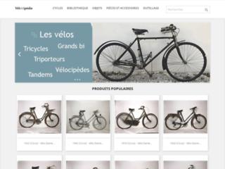 La vélocipédie - Toute l'histoire du Cycle en général et du vélo en particulier