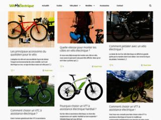 Découvrez le vélo électrique