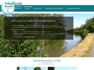 Détails : Véloroute Moselle-saône - charles le téméraire :  l'échappée bleue