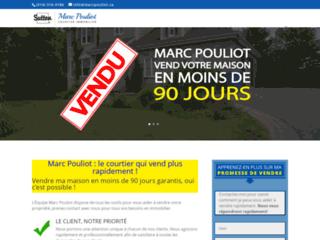 Détails : Marc Pouliot, courtier immobilier