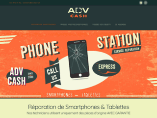 Réparations de smartphones en Suisse romande