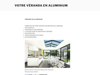 Guide sur la véranda en aluminium