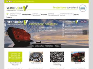 Verbrugge: protection de vos métaux