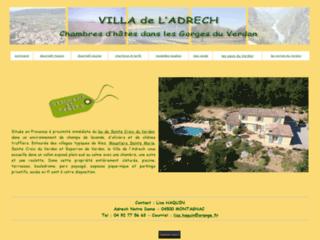 Villa de l Adrech