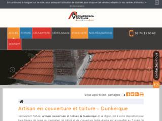Vermeersch Toiture, artisan en couverture à Dunkerque