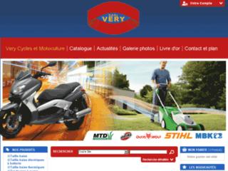 Détails : Votre vendeur en ligne et réparateur Very Cycles
