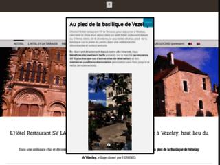 Détails : La Terrasse, hôtel-restaurant à Vézelay