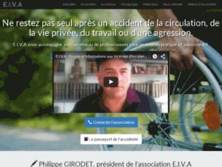 Détails : EIVA   Aide aux victimes d'accidents de la route et de la vie