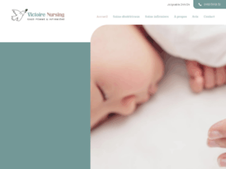 Sage femme Victoire Nursing