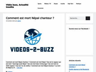 Détails : Vidéos Buzz : Videos-2-Buzz.fr