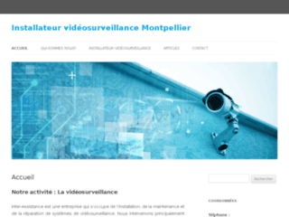 Détails : L'actualité de la vidéosurveillance à Montpellier et ses environs