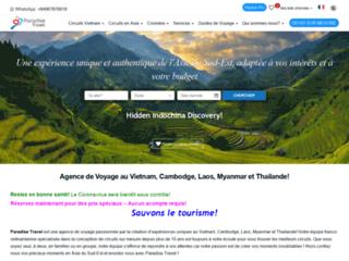 Vietnam Paradis Voyage est une agence de voyage au Vietnam depuis 2005