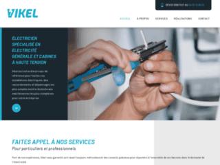 professionnels en installations électriques, raccordements ou dépannages